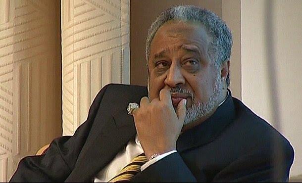 Saudi - Ethiopian born billionaire Al Amoudi